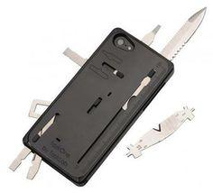 Swiss Army Knife iPhone Case, $100 O.O
