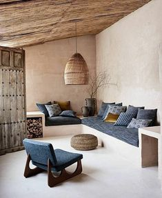 Interior Design | 20 Dreamy Loft Apartments That Blew Up Pinterest - fashion landscape Home Interior Design, Interior Architecture, Interior And Exterior, Interior Decorating, Interior Stylist, Room Interior, Exterior Design, Living Spaces, Living Room