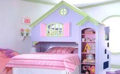 ADORABLE bunk beds!!!