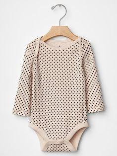 Polka dot bodysuit Product Image