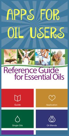 These apps for oil users look great. I really need a better way to keep all my oily stuff organized on my phone. #vzwbuzz #youngliving