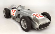 Fangio�s 1954 Mercedes-Benz W196R sells for record $29.65 million | Hemmings Daily