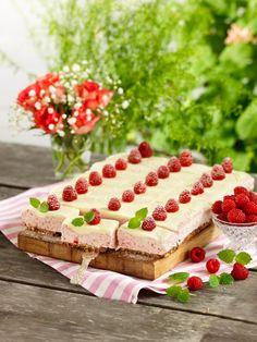 glutenfri tårta långpanna