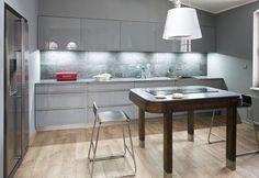 Kolory kuchni. 16 pomysłów, jak dopasować kolor ścian do szafek kuchennych