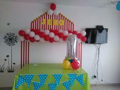 Circo en casa