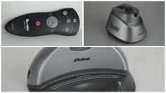 iRobot Roomba Discovery VIRTUAL WALL, REMOTE, HOME BASE *NO AC ADAPTER* #Roomba#Irobot#Discovery#Virtual#Wall#remote#homebase