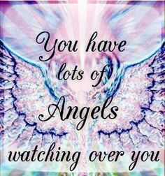 Angels are here to help you and ease your pain. Listen. ..be still....you are watched out for by Angels. ♡♡