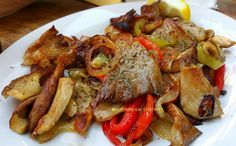 Ελληνικές συνταγές για νόστιμο, υγιεινό και οικονομικό φαγητό. Δοκιμάστε τες όλες Snack Recipes, Healthy Recipes, Snacks, Healthy Meals, Pot Roast, Sweet Home, Pork, Food And Drink, Beef