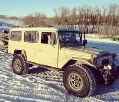 Toyota Land Cruiser Troopy