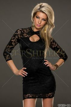 Rochie Flawless Senses Black