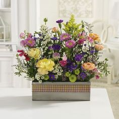 Name your favorite flower and it's here! Send a rainbow of good wishes to all you hold dear.