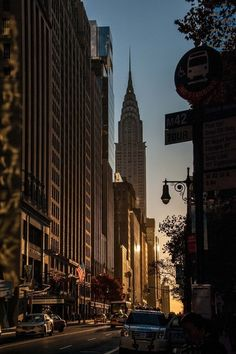 "NYC ""Sunrise"" by Graham Sher"