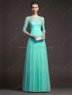 Elegant Green Lace Floor-length Prom Dress, Party Dress, Formal Dress from Prom Dress 2014 Prom Dress 2014, Prom Party Dresses, Occasion Dresses, Homecoming Dresses, Dresses 2014, Prom Gowns, Dresses Online, Holiday Dresses, Long Sleeve Evening Gowns