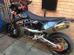 KTM motard