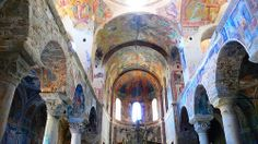 Mosaicos de la Iglesia de la Hodegetria de Mistra (S.XIV).