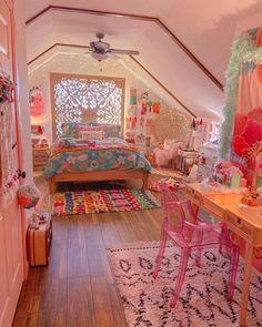 Room Ideas Bedroom, Bedroom Decor, Cozy Bedroom, 70s Bedroom, Hippie Bedrooms, Shabby Bedroom, Bed Room, Dorm Room, Bohemian House