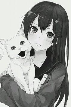 Resultado de imagen de anime girl