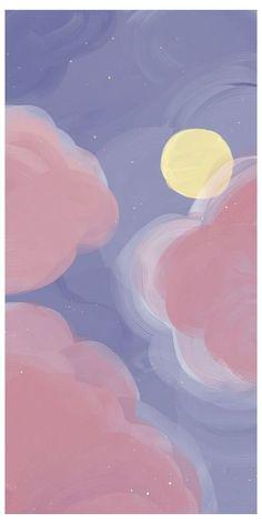 Cute Pastel Wallpaper, Soft Wallpaper, Graphic Wallpaper, Cute Patterns Wallpaper, Iphone Background Wallpaper, Aesthetic Pastel Wallpaper, Scenery Wallpaper, Kawaii Wallpaper, Cartoon Wallpaper
