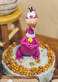 Flintstones themed birthday party