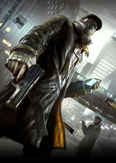 "Image released for Q session for Ubisoft Montreal's ""WATCH_DOGS"""