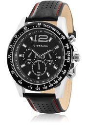 Giordano Analog watch (Non-functional small dials) Online Shopping Store