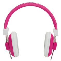 These pink headphones are so cute! #17college