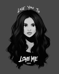 Lose you to love me! Selena Gomez Tumblr, Selena Gomez Fotos, Selena Gomez New Song, Selena Gomez Poster, Selena Gomez Drawing, Selena Gomez Cute, Selena Gomez Pictures, Selena Lyrics, Selena Gomez Background