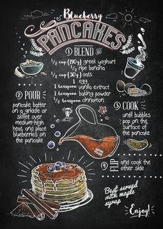Homemade Recipe Books, Food Signs, Chalk Lettering, Menu Boards, Lush Products, Food Journal, Chalkboard Art, Kitchen Art, Food Illustrations