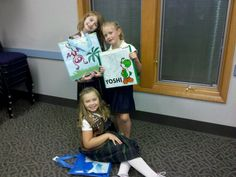 Day by Day: Girl Scout Sit-Upons