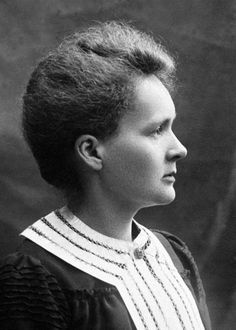 Polish Chemist Marie Curie, born on Nov. 7, 1867 in Warsaw, Poland. In 1903, she and her husband Pierre received the Nobel Prize for physics for their discovery of the element Radium. She was the first woman to win a Nobel Prize. #Victorian