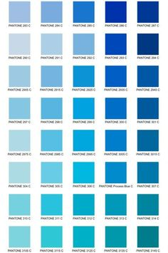 Pantone 304 C wedding dress Pantone Color Chart, Pantone Colour Palettes, Purple Color Palettes, Blue Colour Palette, Colour Schemes, Pantone Azul, Colour Board, Shades Of Blue, Color Inspiration