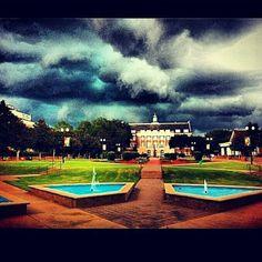 When a dark cloud looms over the horizon a FAMU Rattler will; STRIKE, STIKE, AND STRIKE AGAIN!