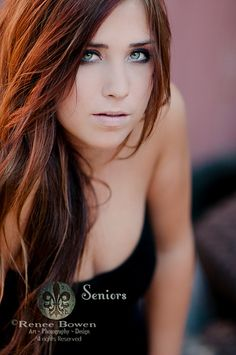 #seniorportraits #smokyeyes #fashion #photography