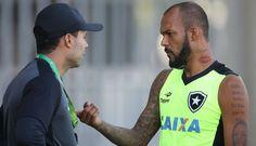 BotafogoDePrimeira: Bruno Silva revela puxão de orelha por expulsões, ...