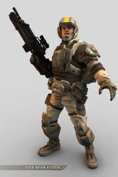 UNSC Marine