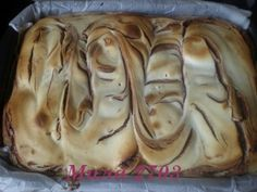 NapadyNavody.sk | Jednoduché a chutné ,,KRAVIČKA,, rezy Food And Drink, Pie, Pudding, Bread, Desserts, Torte, Cake, Fruit Pie, Custard Pudding