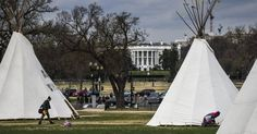 Standing Rock Sioux Tribe will lead Indian march on Washington Washington. ☮ ✌✊✋⁽(ˆ●ˆ)⁾ ~ PostVerified account @washingtonpost  4h4 hours ago. https://twitter.com/