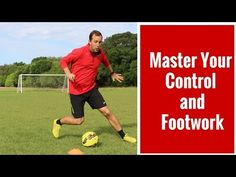 This video breaks down some #drills to help improve your control with the soccer ball.
