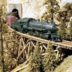 Model trains (HO) #lionelhotrains