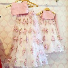 Mother and daughter outfits .......❤❤❤❤️❤️❤️ - #daughter #mother #outfits