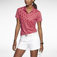 Nike Graphic Women's Golf Polo. Nike Store