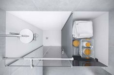 MAXIMIZA ESPACIO, MINIMIZA REFORMA Decoration Originale, Solution, Ideas Para, Bathtub, Cabinet, Bathroom, Storage, Furniture, Home Decor