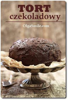 Chocolate cake with cream - Chocolate cake - Chocolate cake recipes - Chocolate cake recipe