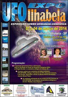 OVNI Hoje! » UFO EXPO Ilhabela – Exposição Sobre Ufologia Científica