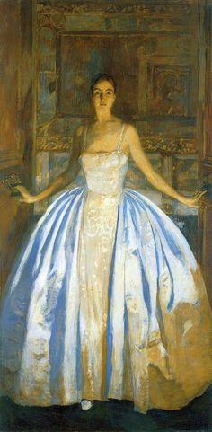 La Contessa Malacrida ~ Ettore Tito