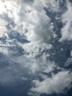 2016년 7월 15일의 하늘 #sky #cloud