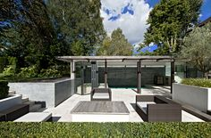 Pool at Highgate House by SHH