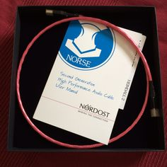 Nordost Heimdall 2 USB Data Cable