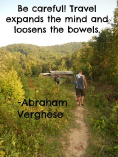 Funny travel quote! http://alsheehan.com