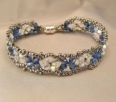 Also from Handwired on Etsy.com. She made all my wedding/ bridal party jewelry!